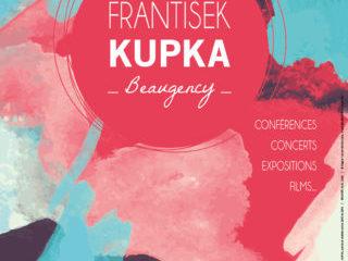 Affiche exposition Frantisek KUPKA (ss tableau)