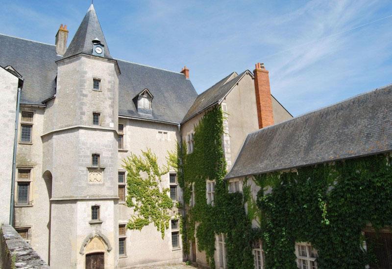 le château dunois
